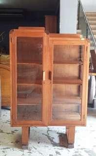 Vintage U Leg cabinet