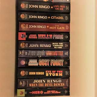 Assorted Sci-Fi Books 14