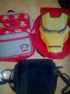 BAG.Bundle.3 for RM30.Can be school bag