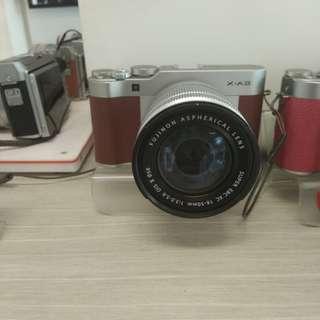 Promo Dp 0% kredit Camera fuji X-A3  tanpa kartu kredit