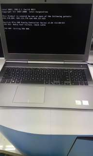 Dell 7567 Gaming/High Performance Laptop for Sale