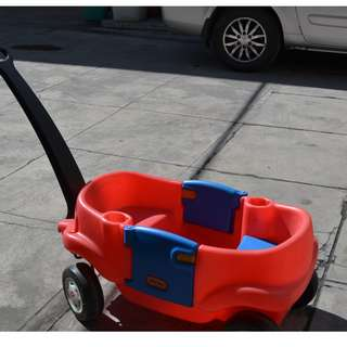 Toy Wagon Kid's Ride on Toys Little Tike's