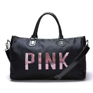 VS Pink Travel Bag (replica)