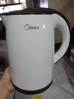 Midea electric kettle - Fast automatic power off