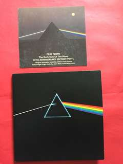 黑膠唱片(LP): PINK FLOYD, The Dark Side of The Moon,30th Anniversary Edition Vinyl