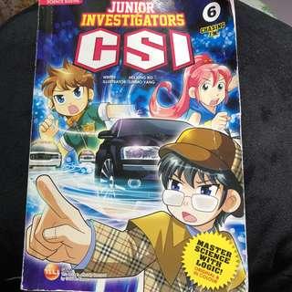 Junior investigator csi