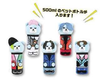 BIGBANG X KRUNK FxxK IT 成員水樽套一套 🇯🇵日本直送空運景品🇯🇵