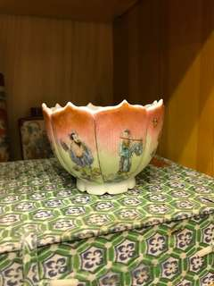 瓷器八仙小碗