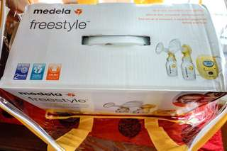 Medela Freestyle Kit Breast Pump Set