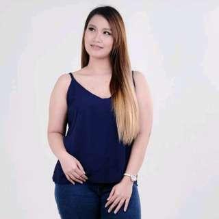 Cami blue