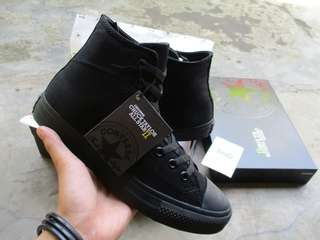 Converse Chuck Taylor 2 High All Black