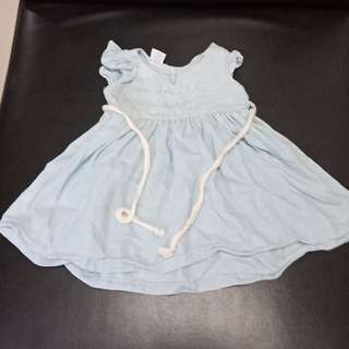 Crib Couture Denim Dress