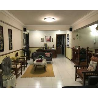 679 Choa Chu Kang Crescent for SALE!!! Huge unit, with a good layout!!!
