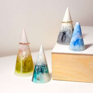 Marble ring cone casting workshop