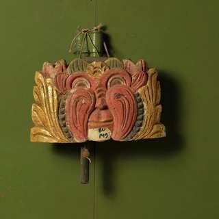 Lonceng gantung motif barong (BU.149)