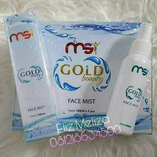 New Facemist by MSI