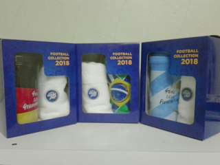 Ambi pur limited edition water bottles