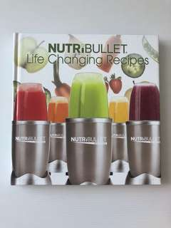 🍓🥦 NUTRIBULLET Life Changing Recipes
