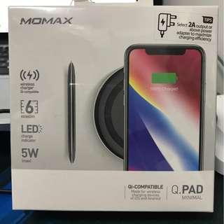 Momax - Q.Pad minimal無線充電器