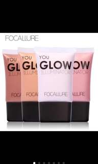 Focallure glow highlighter