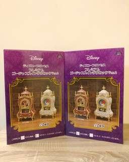 迪士尼公主系列 時鐘