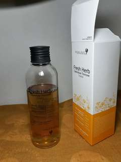 Natural Pasific Fresh Herb Calendula Tincture Toner  (SECOND)