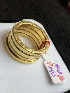 18K BVLGARI Ring