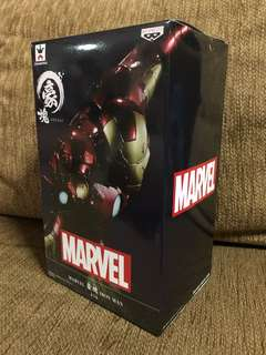 Marvel - Iron Man (Price can be negotiated) for sure is authentic - brand new not open yet - can open on the spot when meet up