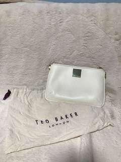 Ted baker white bag