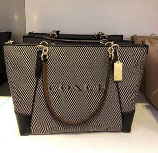 Coach Ava Tote Jaguar (Original)