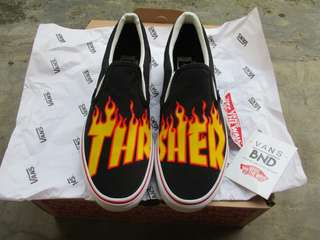 Vans Slip-On Tgrasher Logo (Waflee ICC)