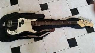 GTX Bass Guitar