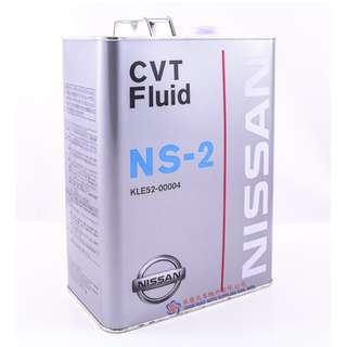 NISSAN CVT NS-2 4L Engine Oil