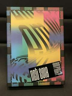 NCT 2018 Empathy (Dream Ver) Unsealed no poster