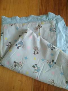 Mickey and Minnie Baby Mat