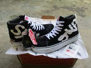 Vans Sk8-Hi Supreme Glow In The Dark (Waflee ICC)