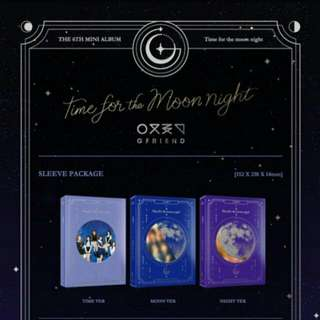 GFRIEND- TIME FOR THE MOON NIGHT