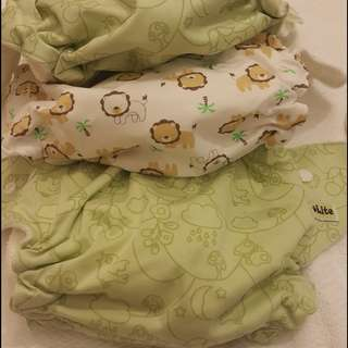 Cloth Diaper perfect for night time Bamboolite