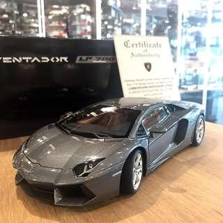 1:18 AUTOart Lamborghini Aventador LP700-4 (Parts Only)