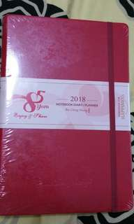 Bee Cheng Hiang Notebook Diary/Planner