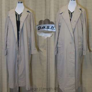 TRENCH COAT  (LIGHT WEIGHT)