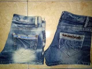 Hot pants (beli 2 lebih murah)