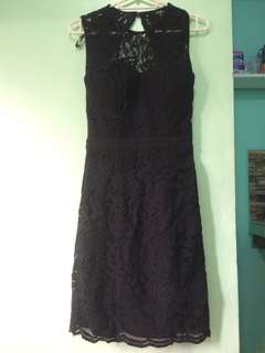 Cocktail Dress (Black)