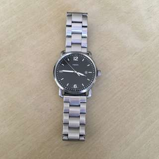 Fossil Metal Watch Silver