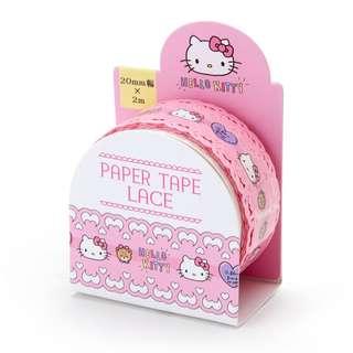 Japan Sanrio Hello Kitty Masking Tape (Race Style)