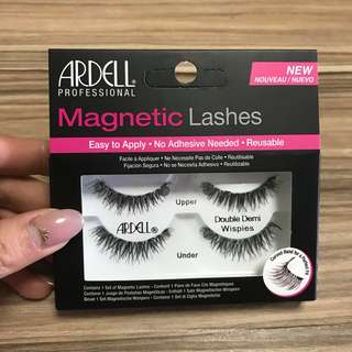 Ardell Magnetic Lashes in Double Demi Wispies