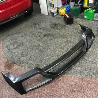 GTR R35 Rear Skirt Skirting