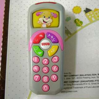 Fisher Price Puppy Phone🆓 Post 🆓 Battery