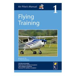 [POOLEY'S] Air Pilot's Manual - Flying Training: Volume 1