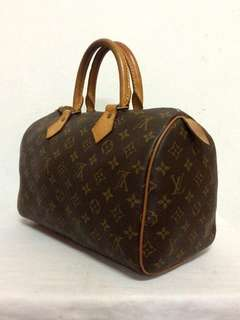 Louis Vuitton Authentic Speedy Vintage